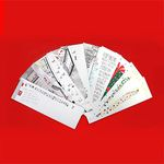 Christmas Card Wide 5 set (A or B 중 택 1)
