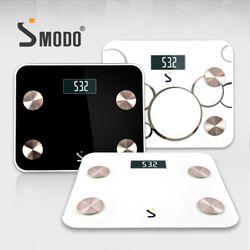 에스모도 MS103-2 블루투스 앱연동 스마트 체중계 小
