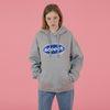 [예약판매 10/20 출고] Ncover hoodie-gray(기모)