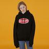 [예약판매 10/20 출고] Ncover hoodie-black(기모)