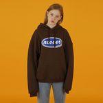 Ncover hoodie-brown(노기모)