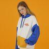 Coloring hoodie-ivory (기모)