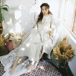 안느 잠옷 : Anne night dress - natural
