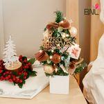 [비엔엘]미니팟 크리스마스 테이블트리(완제품)