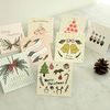 Rollco Christmas Mini Card Set