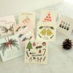 Rollco Christmas Mini Card Set