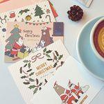 Rollco Christmas Freinds Card Set