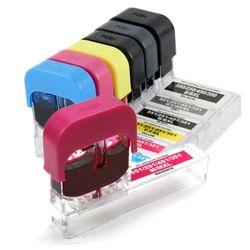 캐논750 751 6색 원터치 자동 잉크 충전기