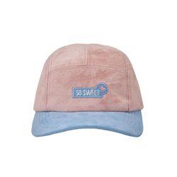Suede Camp Cap So Sweet (SA30300316D)