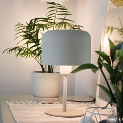 Modern Boy Square Table Lamp [그레이베이지]