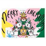 땡큐스튜디오 X 토마쓰리Merry Christmas Card
