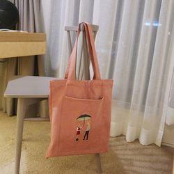 Pink Pocket Bag