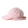 Bubilian long strap ball cap [pink]