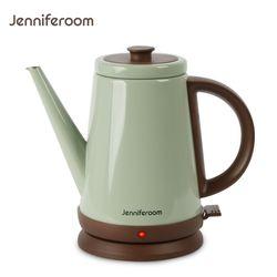 커피드립 전용 전기주전자 JR-K3805OB 올리브