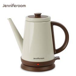 커피드립 전용 전기주전자 JR-K3805CB 크림베이지