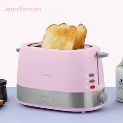 투슬라이스 스테인레스 토스터기 JR-T800P 핑크