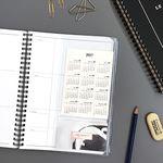 다이어리커버-only LE JOURNALweekly planner