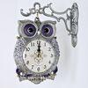 (kspz164)체리부엉이 양면시계 주석