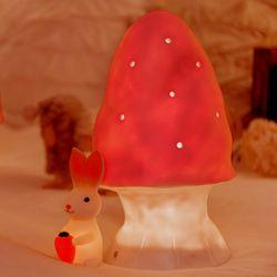[엘팡] 버섯 수유램프