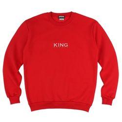 KING POETIC CREWNECK KP-KC002 (RED)