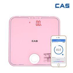 카스 스마트 체중계 HE-30PLUS 스마트폰 연동