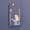 [1+1 디자인랜덤] Alice drawn by Nepali girl (Hard case)