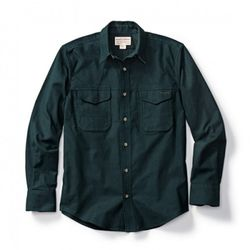 [필슨]- HUNTING SHIRT FLANNEL 10497 (Hunter Green)