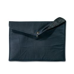 [필슨]- HARRIS TWEED LAPTOP SLEEVE 70095 (Navy)