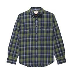 [필슨]- HUNTING SHIRT SEATTLE FIT 10596 (Blue)