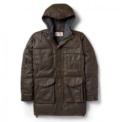 [필슨]- DOWN CRUISER PARKA 10651 (Burnt Olive)