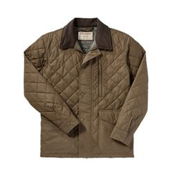 [필슨]- Quilted Mile Marker 10773 (Marsh Olive)