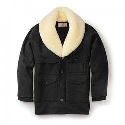 [필슨]- Wool Packer Coat 10040 (Charcoal)