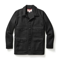 [필슨]FILSON - MACKINAW CRUISER  FIT 10400 (Black