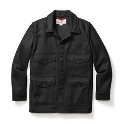 [필슨]FILSON - MACKINAW CRUISER  FIT 10400 (Black