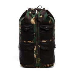 [필슨]- DUFFLE BACKPACK NYLON 70130 (Camo)