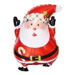 산타은박풍선