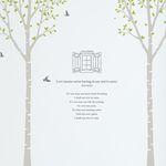 [나무] 자작나무 2set - 빈티지 윈도우