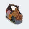 [다흰]끌림 조각보 가방-다양한원단조각보-2color