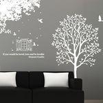 [나무]향기나무 - 빈티지 윈도우