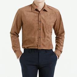 피아렌차 세무 셔츠 (Beige)