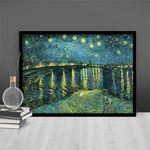 1000조각 직소퍼즐- 론강의 별이 빛나는 밤(BN10-039)