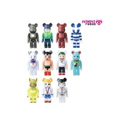BEARBRICK 33 SERIES