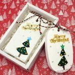 크리스마스 트리 석고방향제 만들기 (6개세트)