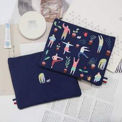 DOROTHY & ALICE POLY MULTI POUCH - 상쾌한 아침