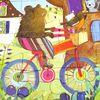 자전거탄곰 20피스 퍼즐