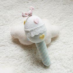 닭띠해 오가닉 에그 딸랑이 만들기 (태교바느질DIY)