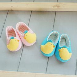 오가닉 닭 꼬까신 아기신발 만들기(태교바느질DIY)