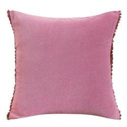 벨벳 쿠션 Velvet Cushion-Pink