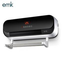 emk 리모콘 벽걸이 온풍기 EWH-S1516PTC히터