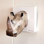 흰코뿔소 인테리어크래프트mini
